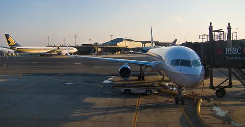 Newark Plane 1