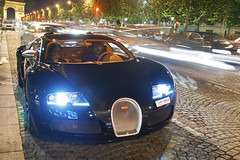 Bugatti Veyron Sang Noir photo by Yannick van As Photography