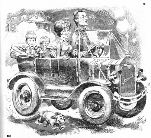 Jack Davis My Mother the Car