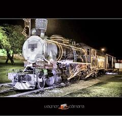 Locomotiva Maria Fumaça - Porto Velho - RO photo by Vagner Santos Câmara