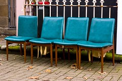 Chairs in Waiting photo by omnia