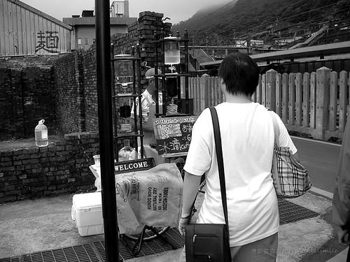 侯硐 - 行動咖啡攤