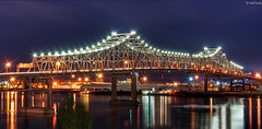Mississippi River Bridge photo by todd landry photography