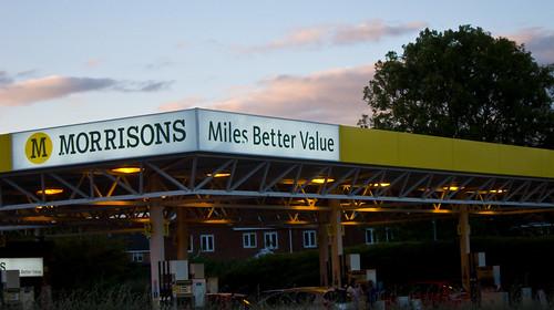 Miles Better Value