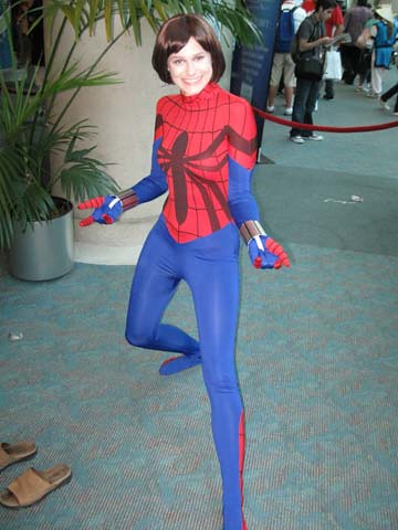 Spider-Girl photo by vmcampos