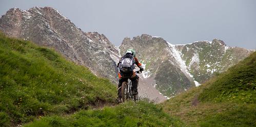 Downhill starts here