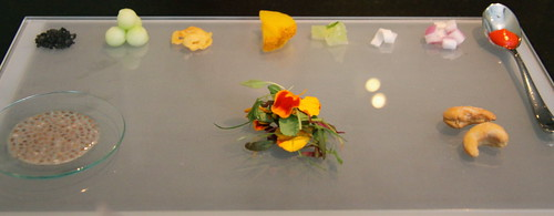 Alinea - Course 6: Pork Belly