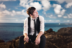 Adam Young - Owl City photo by Jeremy Snell
