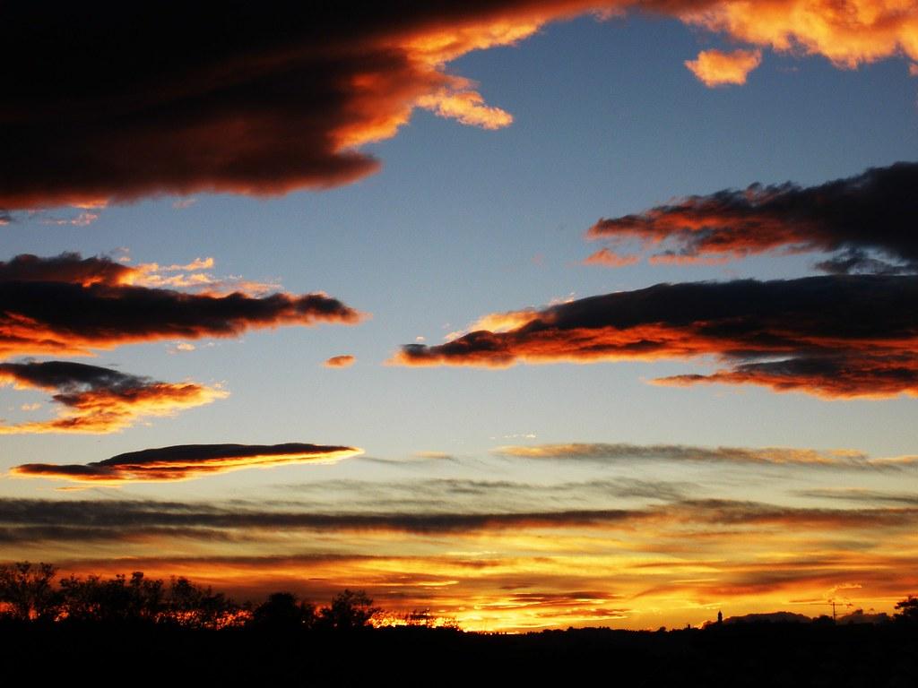 la magia del cielo photo by fata_ci