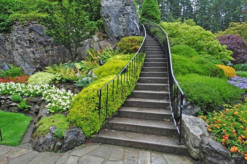 Victoria, BC , Butchart Gardens
