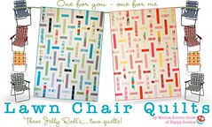 Lawn Chair/UPS quilts photo by Happy Zombie