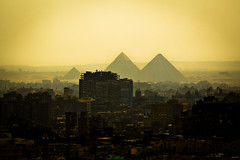 Vintage Pyramids photo by modenadude