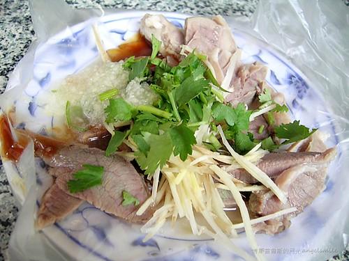 泰順街肉羹 - 三層肉