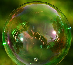 Bubble trouble [EXPLORED - Front page] photo by RutlandSonia