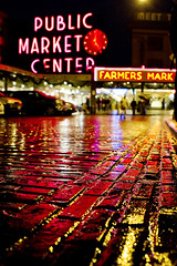 Seattle Pike Place photo by Mike Fiechtner
