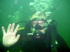 Bren Under Water