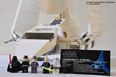 Star Wars Lego 10212 Imperial Shuttle photo by KatanaZ