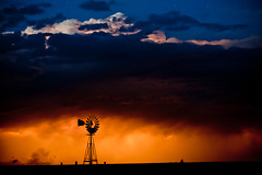 """A Night and A Storm"" Colorado~Storm~Landscape~Photography photo by Dan Ballard Photography"