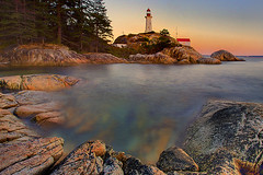 Point Atkinson-Lighthouse Park -Vancouver photo by kevin mcneal