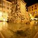Fontana del Pantheon - Piazza della Rotonda