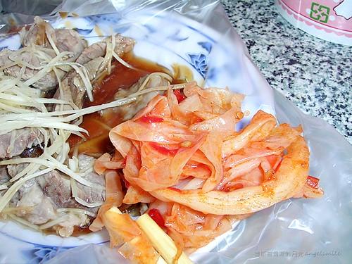 泰順街肉羹 - 自製辣醬菜