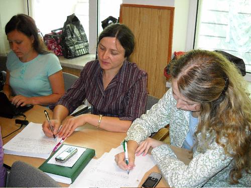Сессия по подготовке учителей Религии