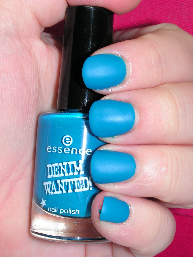 essence denim wanted! 04 forever mine 3C with TC-matte