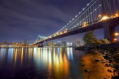 Manhattan Night photo by 10iggie