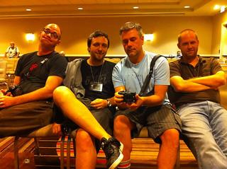 Luke, Ale, Grant & Corey