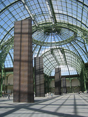 Richard Serra, Grand Palais, Paris 2006 - 2 photo by Matthew Felix Sun