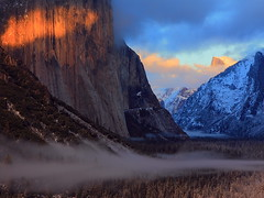 IMG_5328 Yosemite Valley at Sunset, Yosemite National Park photo by ThorsHammer94539