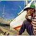 Jakarta's Boat-Smoker-Man