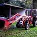 traktor von scherfs . viez