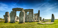 Stone Henge - (HDR, England) photo by blame_the_monkey