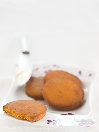 ©Manuela Viel - Biscotti al salmone. Break o aperitivo?