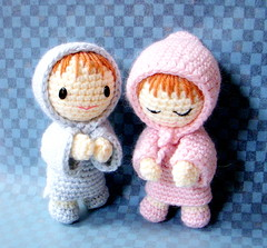 Say prayers-Amigurumi dolls photo by TGLD dolls