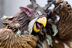 Dancing Moonkin Premium Figure by DC UNLIMITED photo by thedot_ru