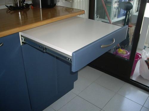 Tu mesa escondida en el dise o de cocinas interioristas - Interioristas en barcelona ...