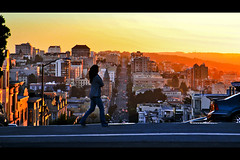 Overlooking Broadway (SF) photo by modenadude