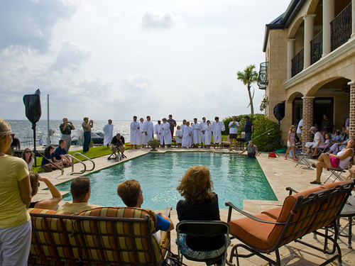 STF Baptism July 11, 2010