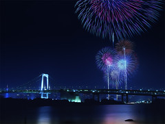 TOKYO BAY GRAND FIREWORKS FESTIVAL photo by ajpscs