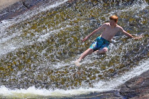 Algonquin Park, High Falls