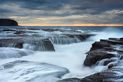 Waves and Waterfalls photo by -yury-