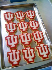 IU sugar cookies from SugaRush photo by SugaRush Desserts