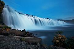 Faxi waterfall photo by bjarkihalldors