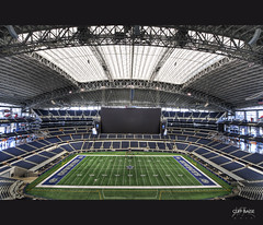 Cowboys Stadium 2010 photo by Cliff_Baise
