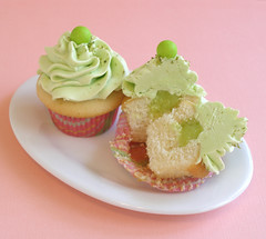 Key Lime Cupcake photo by kellbakes for CraftyBaking.com