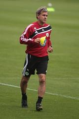 Pierre Littbarski (Co-Trainer) VFL Wolfsburg Saison 2010/2011