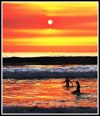 Summer Bliss Light, California Coast photo by moonjazz