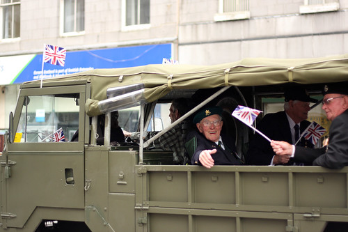British Armed Forces and Veterans Day 2010 - Aberdeen